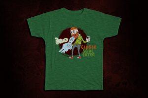 Ginger Soul Eater